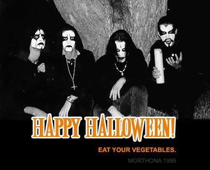 Morthona - Happy Halloween